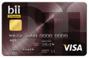 Kartu Kredit BII